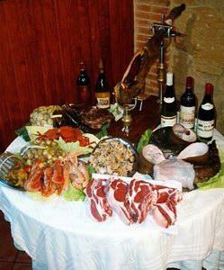 Bodegón productos galegos