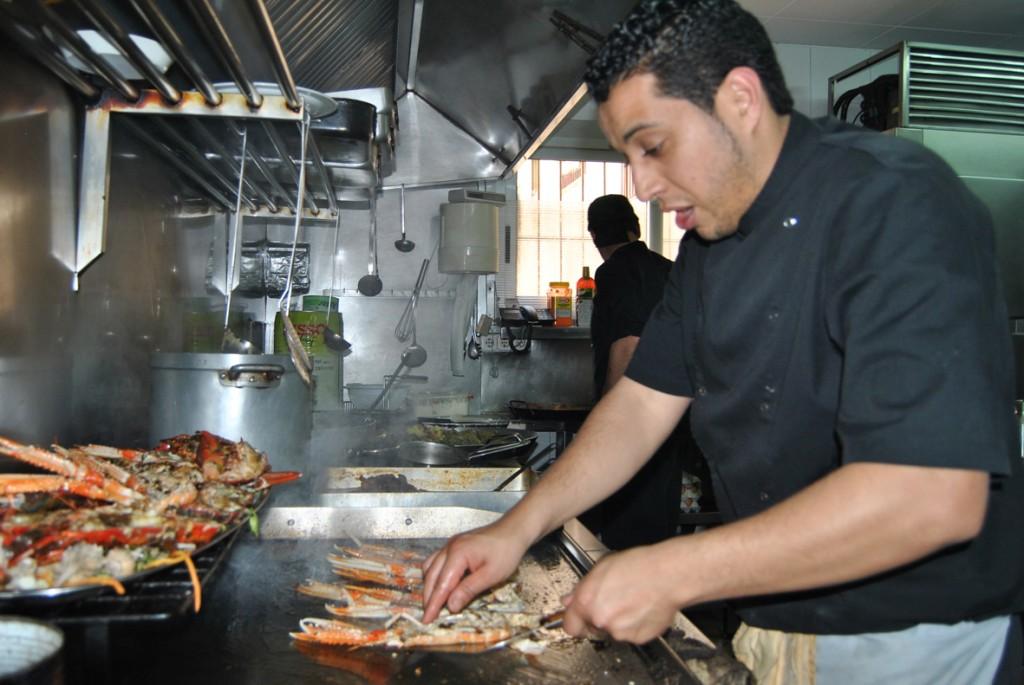 mariscada cuina
